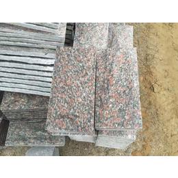 灰色文化石厂家牡丹红蘑菇石 灰石英蘑菇石 粉石英蘑菇石