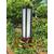 2017热销仿云石壁灯喷漆磨砂草坪灯道路花园草坪灯定制厂家缩略图2