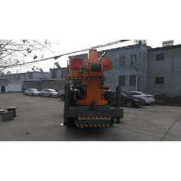 厂家直销12吨电力施工四驱吊车