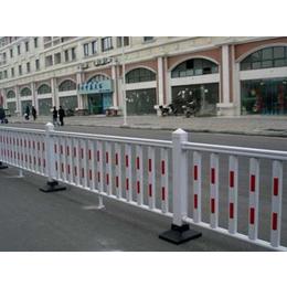网艺锌钢新型护栏PVC道路护栏道路隔离屏障