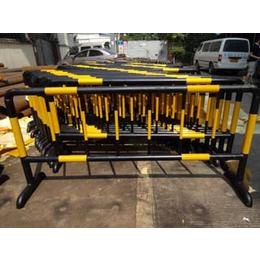 网艺锌钢新型护栏移动铁马护栏护栏生产厂家