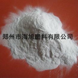 河南白刚玉微粉生产厂家一级白刚玉微粉酸洗水分粒度集中硬度高