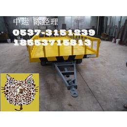 工矿平板车拖车价格是多少厂区内使用平板车电动平板车