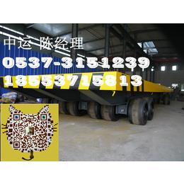 厂区用平板拖车各种平板拖车图片平板拖车多少钱平板拖车厂家