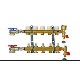 供应全国原装进口安琪兄弟铜质内螺纹分水器