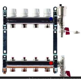 北京供应意大利安琪兄弟品牌  地暖原装进口分集水器