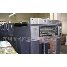 印刷机 海德堡SM74-4H四开四色印刷机 厂家供应