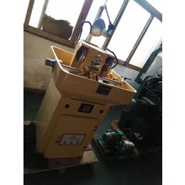 台荣厂家****生产小型液压立式双油轮砂轮KJ-7 磨刀机