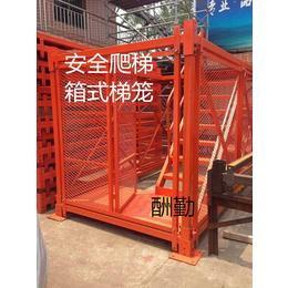 酬勤供应标准型优质施工梯笼