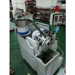 台荣厂家专业智能化全自动三轴铣扁机 开关轴类铣槽机