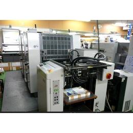 二手2002年利优比良明524hxx高配置六开大八开胶印机