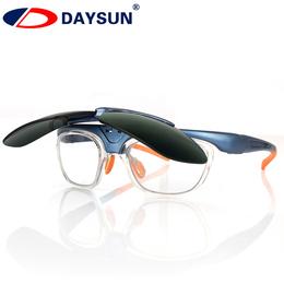 DAYSUN大舜电焊眼镜焊工专用护目镜AL636
