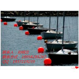供应厂家定制湖北标识浮球 十堰发泡塑料浮球 荆门空心塑胶浮球