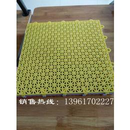 林杰厂家供应直销2017新款北京运动场悬浮地板