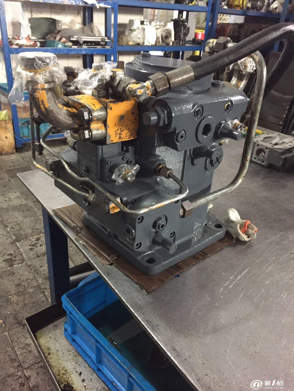 维修大象泵车主油泵a4vg180 专业液压泵维修图片