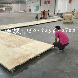 车展地台厂家_广州车展地台板