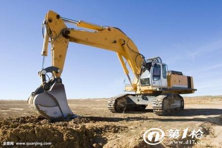 江西挖掘機廠家