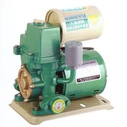 宁雨PGJ型全自动冷热水自吸泵