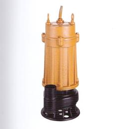 宁雨WQ系列型污水潜水电泵