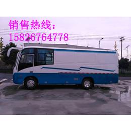 厂家直销东风超龙7.5米封闭式厢式货车图片参数国五价格
