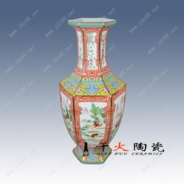 景德镇陶瓷花瓶批发厂家家居摆件花瓶图片