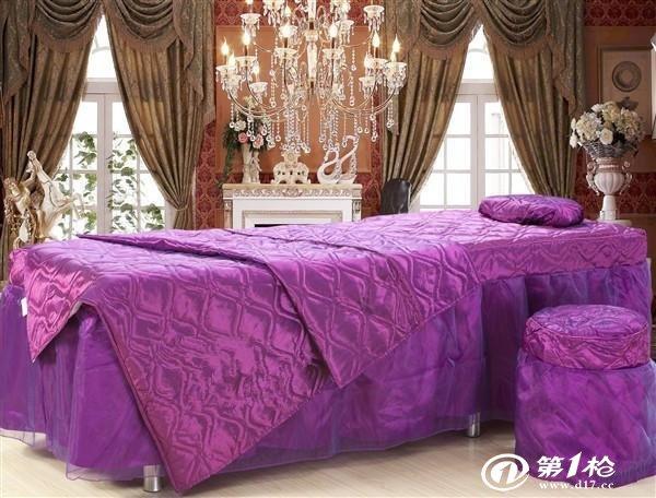 美容床上用品如何清洗,清洗时需要注意哪些事项