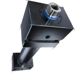 产品齐全德国进口AHP MERKLE品牌长冲程方形液压缸