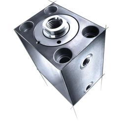 产品齐全德国进口AHP MARKLE品牌方形液压缸