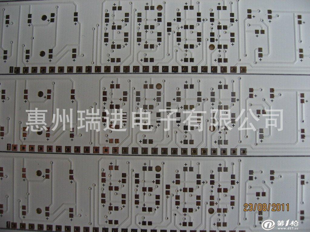 led数码管pcb_线路板/电路板_第一枪