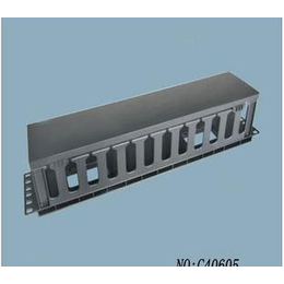 供应1U 2U理线架(16档25档理线架) 金属理线架 塑胶理线架