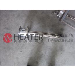 厂家直销上海昊誉法兰式电热管发布的中心