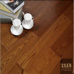 纯天然实木地板仿古拉丝面特色板零甲醛白蜡木缩略图