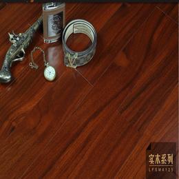 纯天然实木地板圆盘豆绿柄桑零甲醛全A板缩略图