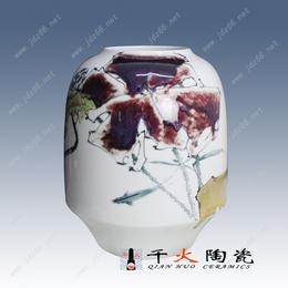 景德镇手工制作的陶瓷花瓶多少钱一对