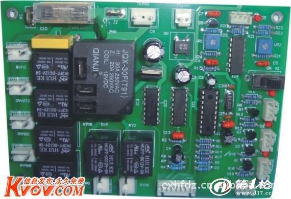 供应厂家生产交通信号灯用电路板