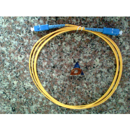 电信级SC APC  3米-单模单芯光纤跳线尾纤方头对方头