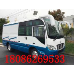 东风超龙厢式货车7.5米多少钱