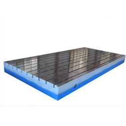 铸铁平台 铸铁平台可根据您的需求定制 - 铸铁实验平台