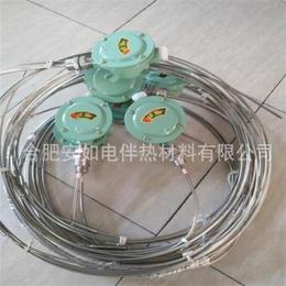 合肥安如管道仪表MI电伴热带矿物绝缘电伴热电缆不锈钢加热电缆