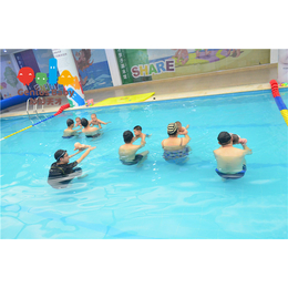 幼儿亲子游泳馆_妙妙天才亲子游泳俱乐部_义乌亲子游泳馆