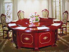 酒店宴会电动餐桌