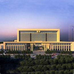 江西省公安指挥中心办公楼预