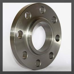 生产Q235锻造碳钢平焊法兰 锻造法兰 碳钢法兰盘