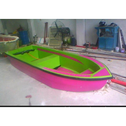7月 热销供应  付友造船厂 手划船 4-6人手划船