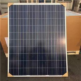 厂家回收二手的太阳能组件 太阳能电池板 价格高