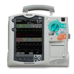 飞利浦xl+除颤血压血氧监护仪