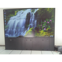 昆明三星55寸高清3.5mm液晶拼接屏OEM大屏幕拼接墙整机