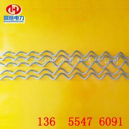 光缆防振鞭  电力金具   预绞式防震金具供应商