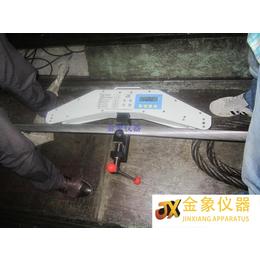 多通道钢丝绳拉力仪 金象100KN便携式钢结构拉索张力仪