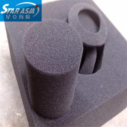 星亚海绵 药瓶海绵垫 纯色海绵柱 海绵聚氨酯环保成型